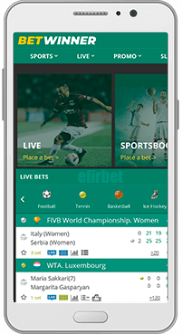 betwinner android